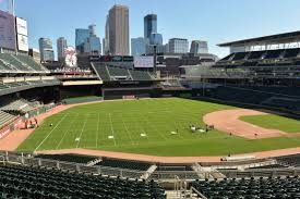 How To Build A Baseball Field In Your Backyard Here U0027s How Target Field Was Morphed Into A Football Stadium