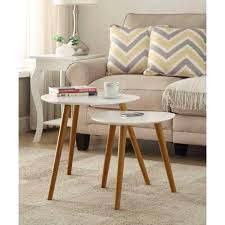 best nesting end tables living room ideas awesome design ideas