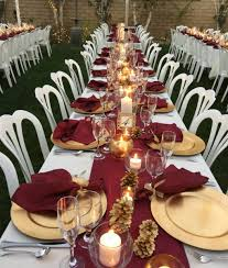 maroon and gold wedding 22 burgundy and gold fall wedding ideas