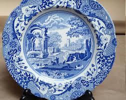 blue and white china etsy