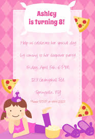 sleepover party free printable sleepover party invitation