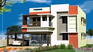 Floor Small Double Floor Home Kerala Home Design And Floor Plans