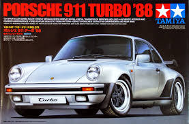 porsche turbo logo tamiya 24279 porsche 911 turbo 1988 1 24 scale kit plaza japan