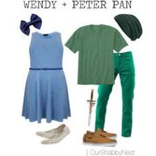 Peter Pan And Wendy Halloween Costumes by Peter Pan And Wendy Costume Couples Combination Hannahhh