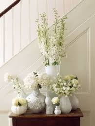 white floral arrangements white flower arrangements