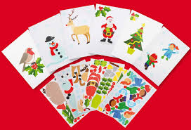 ideas for christmas cards for kids christmas lights decoration