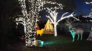 Zoo Lights Houston by Houston Zoo Lights Jan 3 2016 Youtube
