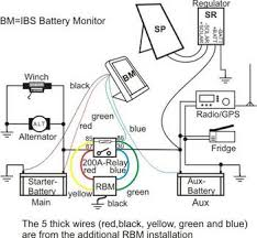 relay booster modul ibs dual battery