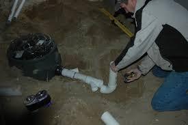 Basement Bathroom Rough Plumbing The Legacy Of 3283 April Showers Under Floor Plumbing Half