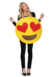 Emoticon Costume Halloween Heart Eyes Emoticon Costume Escapade Uk