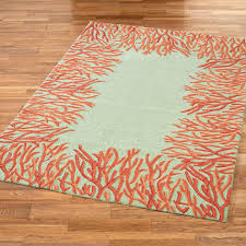 Coral Area Rug New Coral Colored Area Rugs 50 Photos Home Improvement