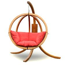 havana hanging egg swing chair outdoor timber furniture http