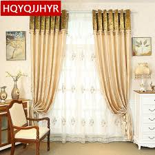 Luxury Kitchen Curtains by Online Get Cheap Kitchen Curtains Yellow Aliexpress Com Alibaba