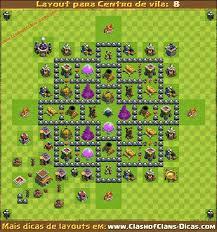 layout vila nivel 9 clash of clans layouts centro de vila 8 cv8 para clash of clans clash of clans