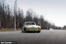porsche 356 outlaw quick u0027n low f u0026f fabrication u0027s porsche 356 speedhunters
