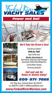 full service marina yachts for sale forked river nj silver