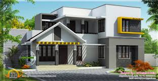 modern home design build beautiful modern mix home kerala home design and floor plans