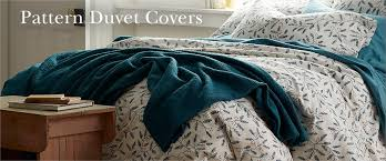 Queen Duvet Cover Pattern Pattern Duvet Covers The Company Store