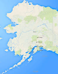 A Map Of Alaska by A Photo Tour Through Alaska