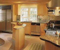 trendy l shaped kitchen remodel 9364