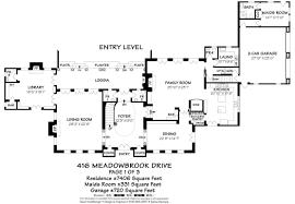 416 meadowbrook dr montecito california 93108 17 820 village