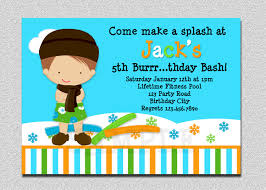 pool party invitations free indoor pool party invitation winter pool party birthday