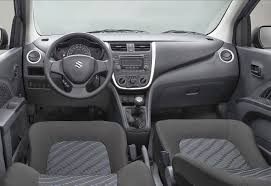 suzuki every interior suzuki celerio 2014 specification