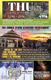 2017 summer concerts u0026 events bradley beach