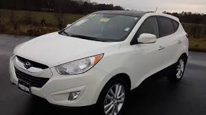 used car for sale maryland hyundai tucson dealer 2011 limited awd