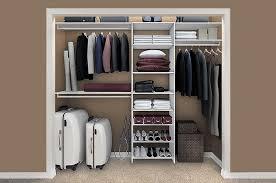 Closetmaid Ideas For Small Closets Brrisl 02wh Jpg