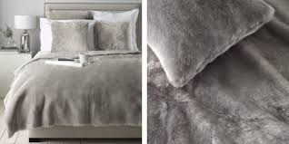 Faux Fur Duvet Cover Cushions Bedspreads U0026 Throws Bedroom The White Company Us