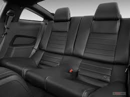 2011 Ford Mustang Black 2011 Ford Mustang Interior U S News U0026 World Report