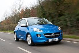 opel adam interior roof vauxhall adam review 2017 autocar