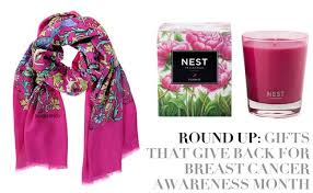 breast cancer awareness month 7 bridesmaid gift ideas that give back