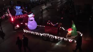 o fallon christmas lights o fallon illuminated holiday parade nov 25 2017 youtube