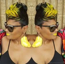 spick hair sytle for black women 37 stylish spiky haircut for girls