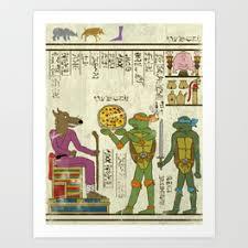 royal pug art print linzagorski society6