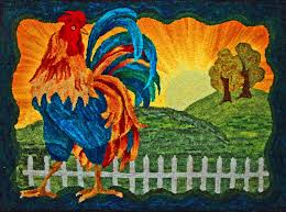 Rug Hooking Daily 3016 Best Traditional Rug Hooking Images On Pinterest Punch