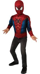 Halloween Light Up Costumes Amazon Com The Amazing Spider Man 2 Spider Man Light Up Costume