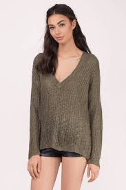 green sweaters olive sweater green sweater v neck sweater army green
