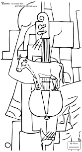 coloring pages self portrait by kazimir malevich arts culture