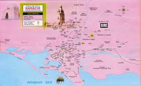 map of karachi map of karachi sindh study