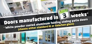 Folding Sliding Patio Doors Folding Sliding Doors Manufacturer
