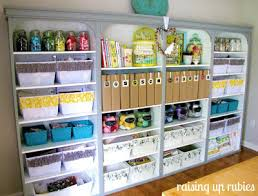 Home Craft Room Ideas - home craft room organization mirabelle creations