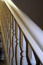 How To Paint Banister How To Paint Stair Banisters U0026 Railings Stair Banister Paint
