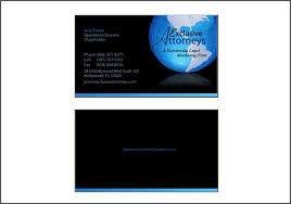 Business Cards Attorney Lawyer Business Card Design Business Card Design