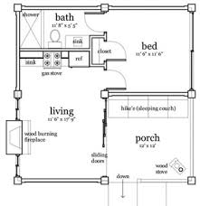 1 room cabin plans 45 best house plans images on artesanato basement