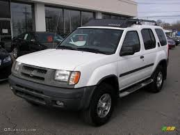 white nissan car car picker white nissan xterra
