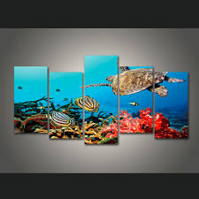 online get cheap sea coral painting aliexpress com alibaba group