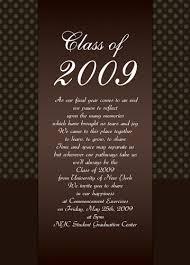 formal high school graduation announcements school graduation invitation wording